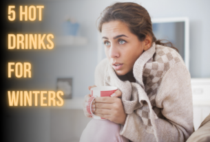 5 hot drinks for winters
